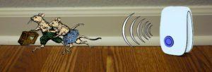 best ultrasonic mouse repeller