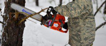 lightweight chainsaw