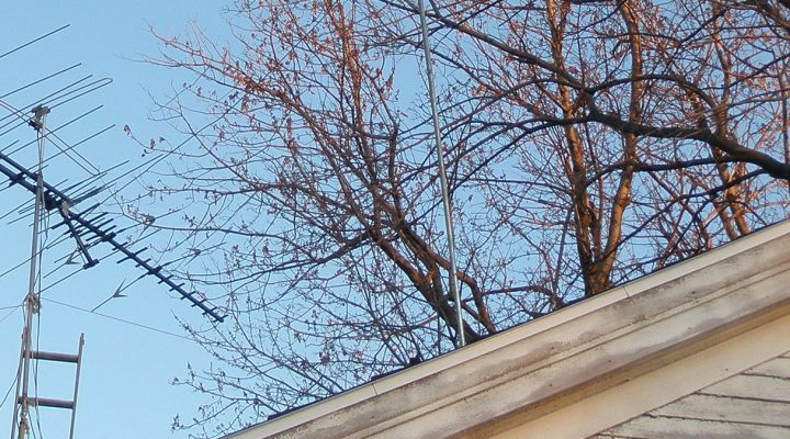 tv antenna rural area